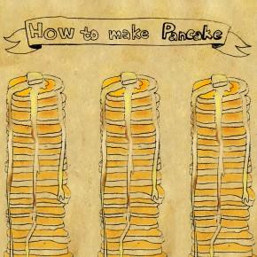〖陽光食譜〗厚厚的鬆餅好受歡迎