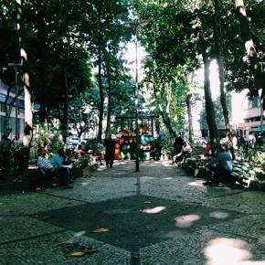 〖笑到巴西〗里約市中心的藝文景點