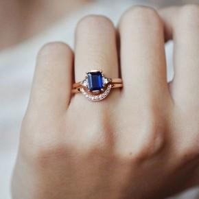 〖婚禮的記事〗可以代代相傳的婚戒 Anna Sheffield