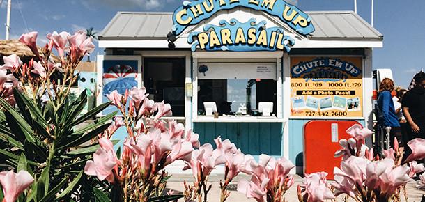 〖笑著環遊世界〗佛羅里達最被推薦的海灘 Clearwater beach