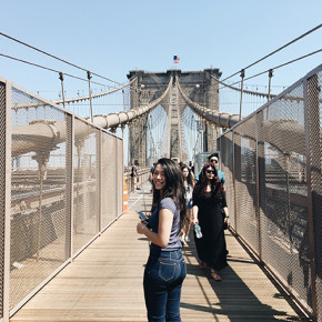 〖笑著環遊世界〗初遊紐約都一定要去的景點