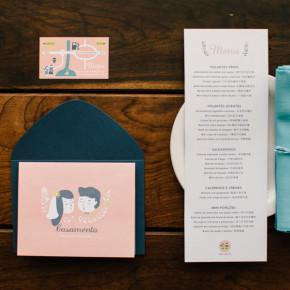 〖我的婚禮〗自己的喜帖就設計個立體卡吧