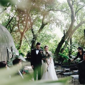 〖專訪婚禮〗少少的婚禮多多的愛